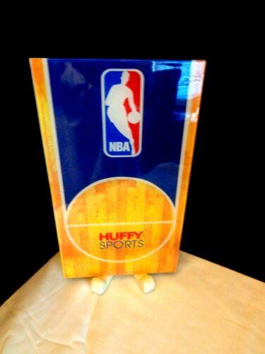 Huffy Sports NBA Plexiglass Sign