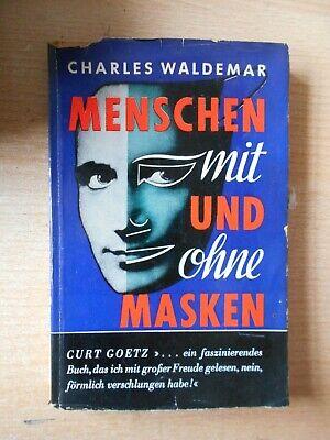 Waldemar,Charles Menschen mit und ohne Masken Theatergeschichten