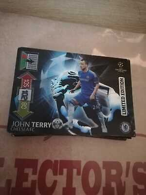 Panini UEFA Champions League 2012-2013 LIMITED EDITION Terry for sale  Shipping to Nigeria