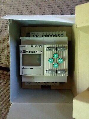 Omron Zen-10c1ar-a Programmable Relay Zen Series Ac100-240v Zen10c1ara