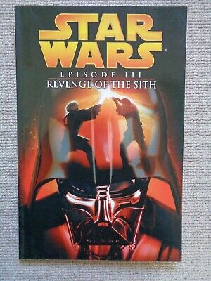 Star Wars Episode III: Revenge of the Sith.1845760581 BRAND NEW BOOK