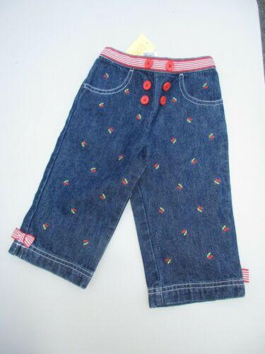 Gymboree Cherry Jeans  Pants Size 12-18 Month