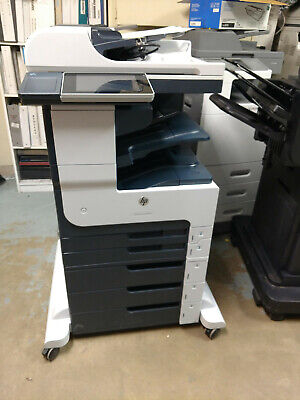 HP  Enterprise MFP M725z CF068A M 725 M725 finisher A3 11X17 5 trays -