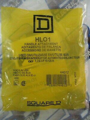 New In Package-Square D EDPA On//Off Padlock Attachment**