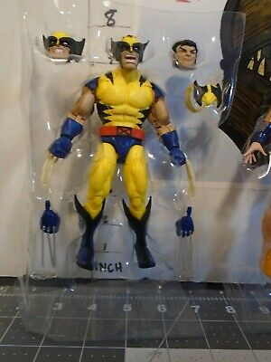 Marvel Legends WOLVERINE Love Triangle 3 Pack New