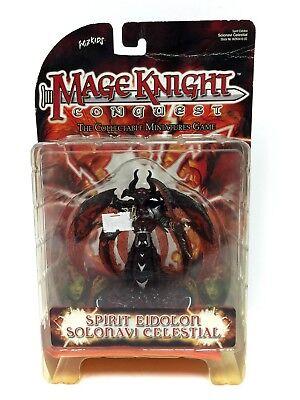 Mage Knight Conquest Spirit Eidolon Solonavi Celestial Figure NEW & MOC WizKids