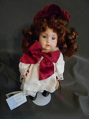 """Vanessa"", A Patricia Loveless Reproduction of a Bru Jne Doll,"