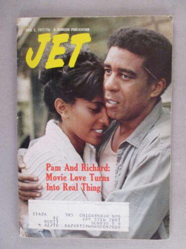 Jet Magazine - June 2, 1977 ~~ Richard Pryor, Pam Grier