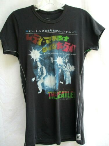 TRUNK LTD..THE BEATLES..LADY MADONNA..T-SHIRT/  TUNIC TOP..NEW TAGS..sz MED