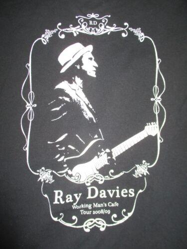 "2008-09 RAY DAVIES of The KINKS ""Working Man"