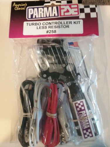 Parma 258 Turbo Controller Kit Less Resistor - Use For Spare Parts  Hard To Find