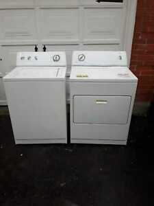 Whirlpool washer & dryer set, free delivery