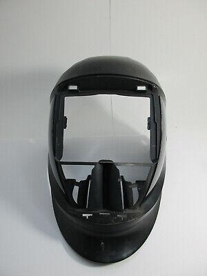 Replacement 3m Speedglas 9100x Welding Helmet W Side Windows Shell Only