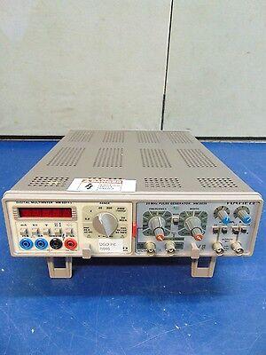 Hameg Hm8040 Triple Power Supply And Hm8030-2 Function Generators R652x