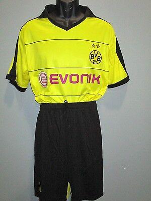 soccer uniform borussia dortmund lot 16 dls each jersey short socks number kids