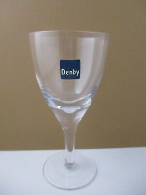 Denby Glass White Wine Glass (DENBY CHINA WHITE WINE GLASS - 7 1/2