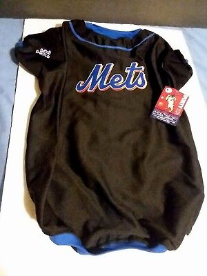 Sporty K9 Canine Apparel & Gifts New York METS Dog Jersey - XL /NWT