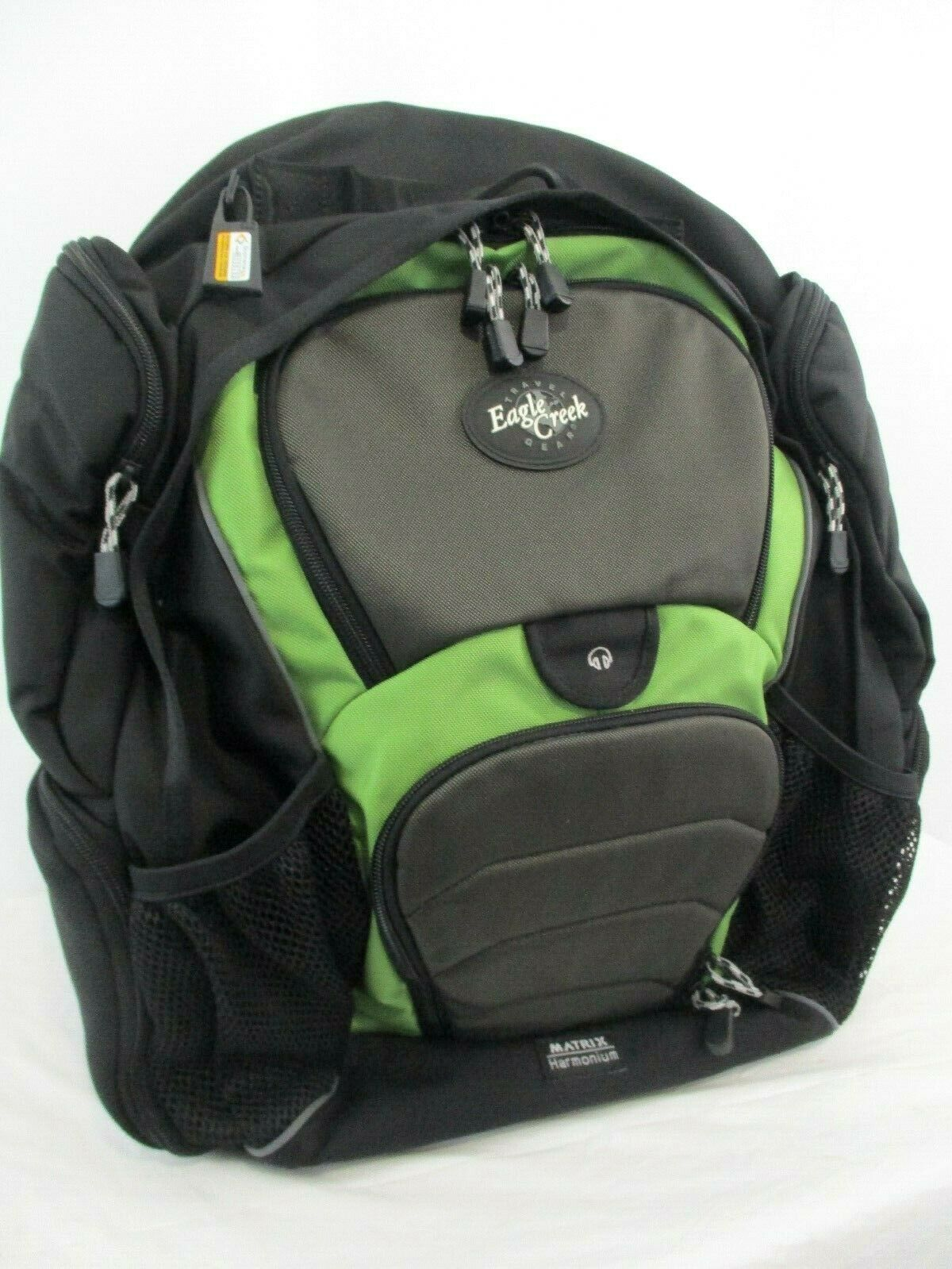 """Eagle Creek Travel Gear Martix Harmonium 18"""" Backpack New Without Tags"""