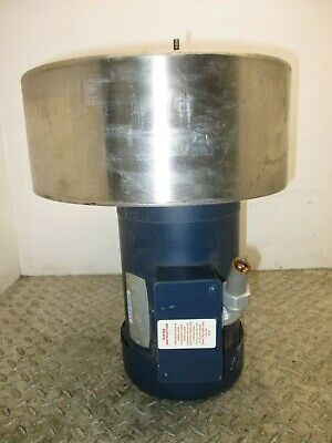 Leeson Squirrel Cage Blower C6t34fc28f - 3hp - 208-230460v - 3450 Rpm