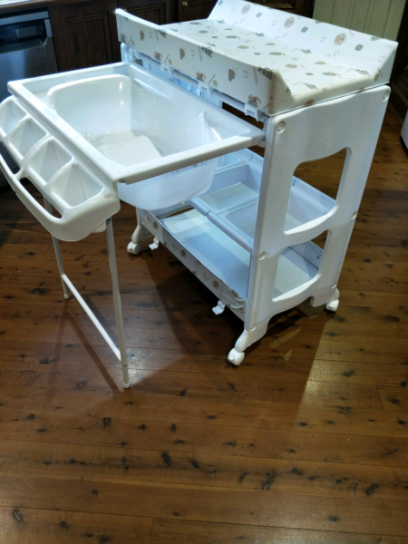 Childcare\' Change Table / Bath   Other Baby & Children   Gumtree ...