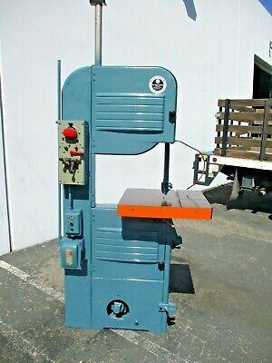 Rockwell 28-350 Vertical Bandsaw 20 1hp 3 Ph. W Welder. Metal Wood Or Plastic