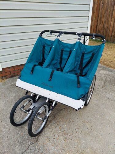 Baby Jogger Triple Stroller