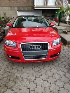 2007 Audi A3 quick sale!! Very low kms!