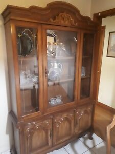 Vintage Hutch/Display Case