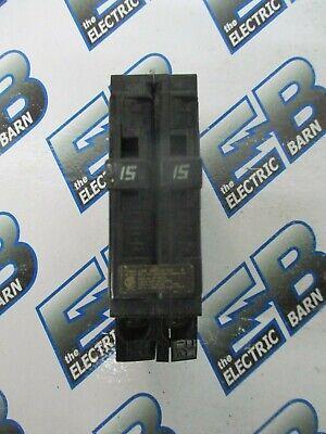 Challenger A1515n 2 15 Amp 120 Volt 1 Pole Tandem Circuit Breaker- Warranty