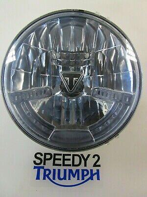 TRIUMPH BONNEVILLE T120 SPEED TWIN THRUXTON 1200 LED HEADLIGHT T270656