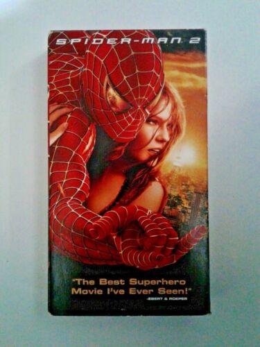 Spider-Man 2 VHS (2004)