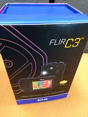 New Flir C3 - Wi-fi Enabled Compact Thermal Camera