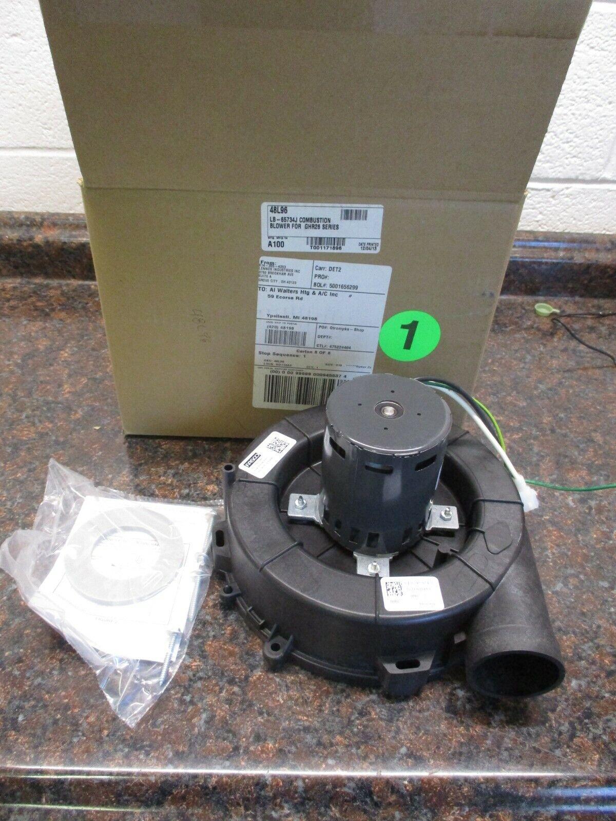 armstrong ducane furnace exhaust inducer motor 68k21