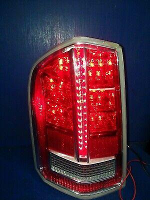 12 13 14 Chrysler 300C LED tail light Left OEM 68154607AC HH33 Chrome trim