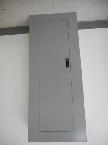GE 225 AMP 42 CIRCUIT MAIN LUG SINGLE PHASE PANEL P-156