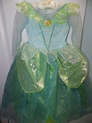 The Disney Store Tinkerbell Dress Up Halloween Costume NWT 6/6x