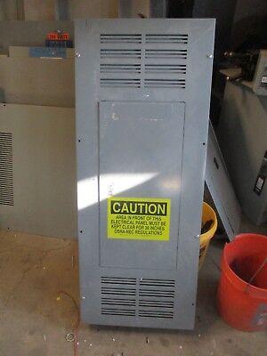Square D Nq442l4 400 Amp Main Lug 3 240vac 42 Circuit Panelboard- E2339