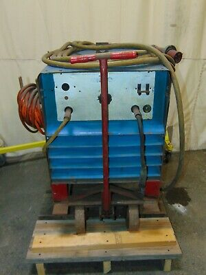Miller Electric 200 Amp Arc Stick Welder Power Supply