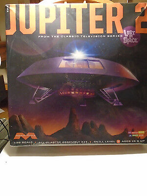 MOEBIUS MODELS #913 1/35 LOST IN SPACE JUPITER 2 SPACE SHIP NEW IN BOX