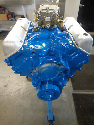 1970-71 FORD 429 SCJ CJ COMPLETE REBUILT ENGINE WITH CARB MUSTANG TORINO CYCLONE