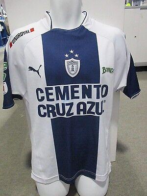 Club De Futbol Pachuca Tuzos 2005 USED JERSEY MEDIUM image
