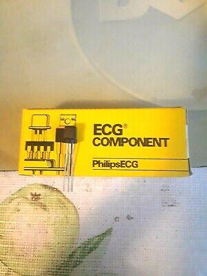 Ecg287 Npn Transistor To-92 Repl Nte287