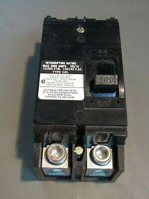 Square D Q2l2200 - 2 Pole 200 Amp Circuit Breaker - 120240v Free Sh Warranty