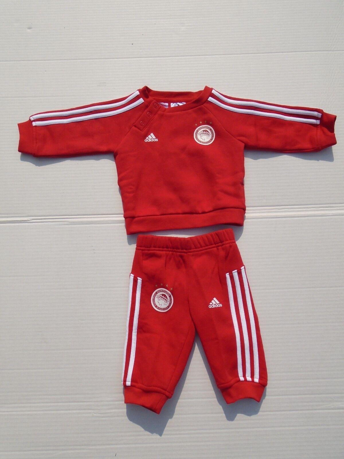 Adidas Baby-Jogger Trainingsanzug Jacke-Hose-Set Kinder-Jogginganzug 62- 104 NEU