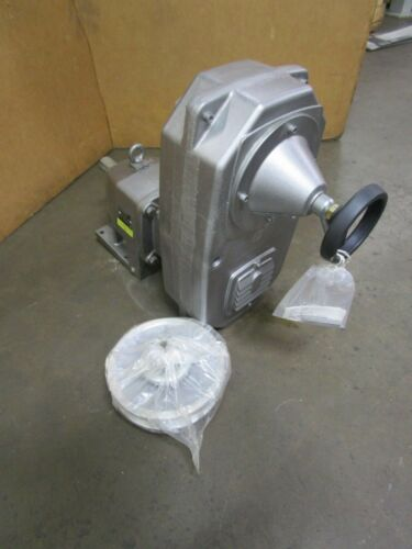 Nord Variable Speed  Sk32-r210u-213tc 9.80:1ratio Gear Reducer Gearbox 5726lb-in