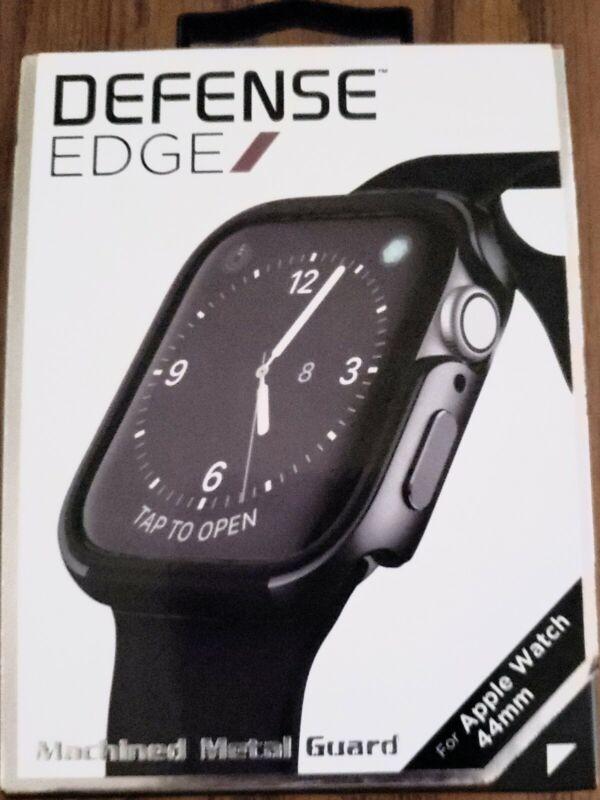 NIP-X Doria Defense Edge 44Mm Apple Watch Case Premium Aluminum&TPU Bumper Frame