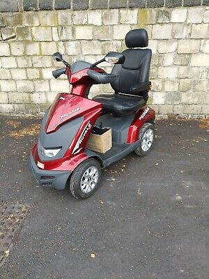 Used Drive Royale 8mph Disabled Mobility Scooter complete with battery charger