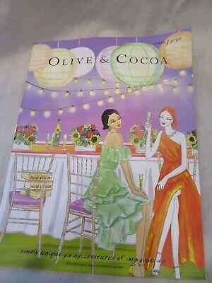 Olive & Cocoa Catalog Bella Soiree 2020 Simply Unique Giving