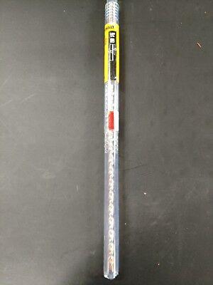 Dewalt Dw5804 12 Hammer Drill Bit 2f 16 Loc 21-12 Oal Carbide Sds Max