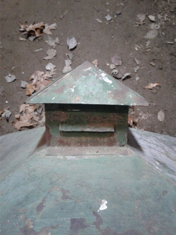 Vintage antique roof cupola